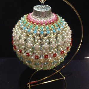 Faberge Christmas ornament